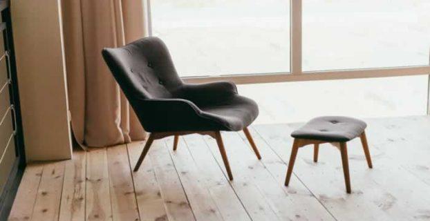 Cadeiras retrô com palha indiana sintética