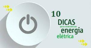 Dicas Para Economizar Energia Elétrica
