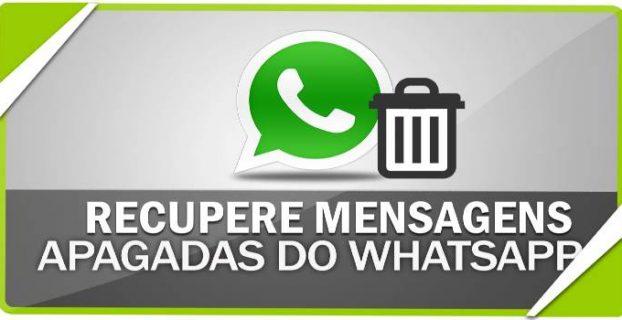 Como recuperar conversa apagada do WhatsApp